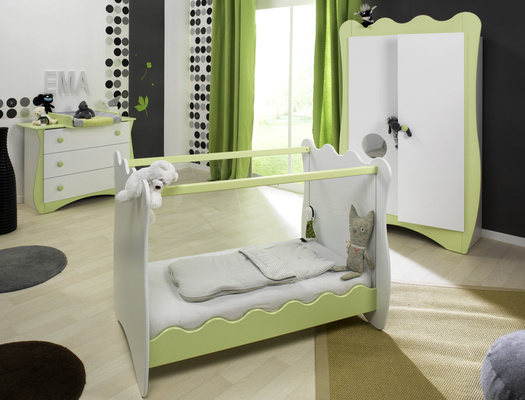 Chambre bebe doudou taupe for Decoration murale katherine roumanoff