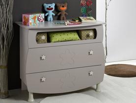 Acheter une commode b b et enfant for Decoration chambre katherine roumanoff