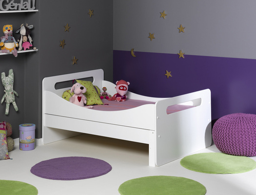 le lit pour enfant volutif d couvrir sur chambrekids. Black Bedroom Furniture Sets. Home Design Ideas