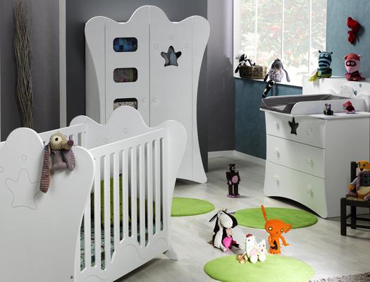 Chambre pour bébé écologique