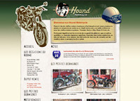 Hound Motorcycle