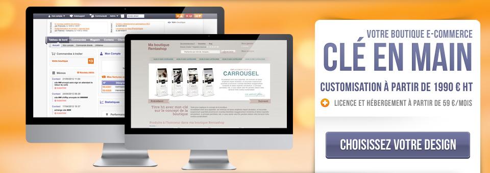 Notre solution RS Experience pour votre e-commerce